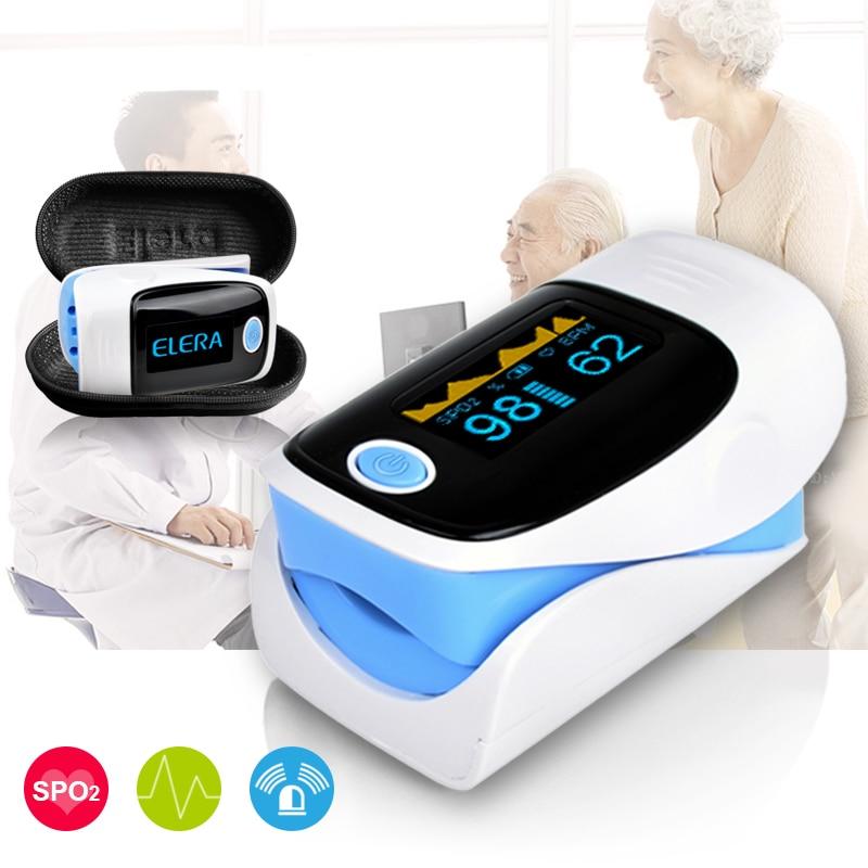 Digital Finger Oximeter, OLED Pulse Oximeter Display Pulsioximetro SPO2 PR Oximetro De Dedo,oximeter A Finger