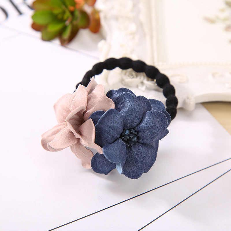 Ins moda 1Set mujeres niñas elegantes pinzas para el pelo con perlas accesorio para el cabello horquillas diadema de pasador accesorios para el cabello