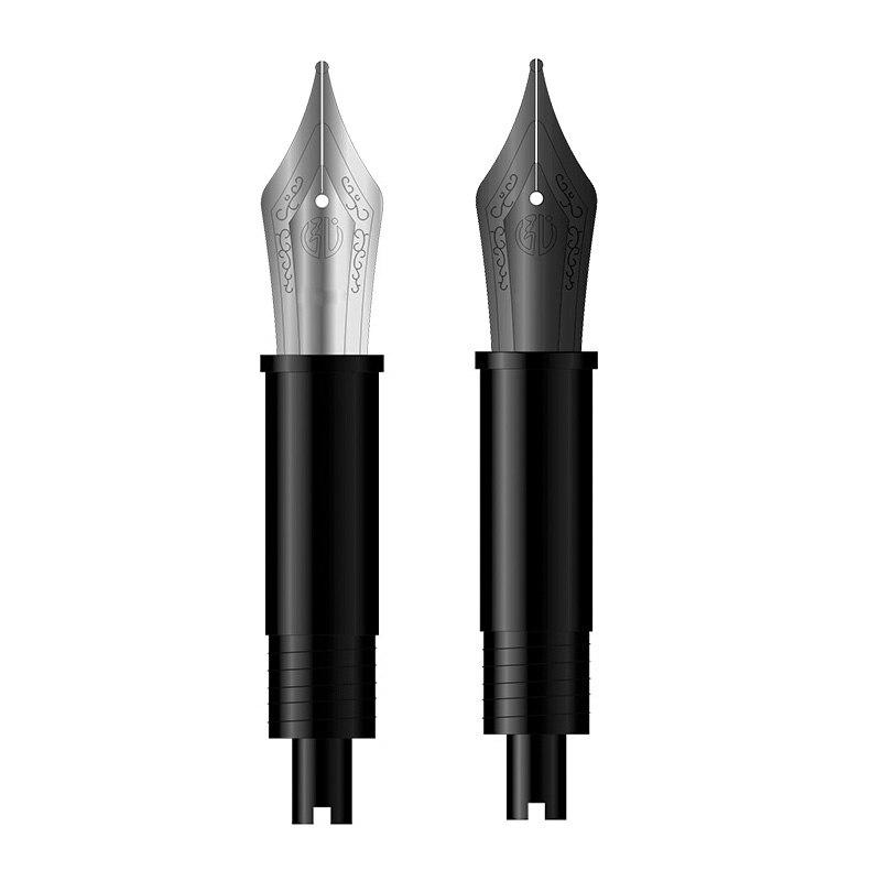 HongDian Nib F/EF/B Nib For Fountain-Pen Pens Replacement Nib  Nibs Spare Pen Nibs Original Part Office Practice Supplies Gift