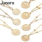 Fashion Gold Zodiac ...