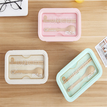 Microwave Lunch Box Wheat Straw Dinnerware Food Storage Container Children Kids School Office Portable Kitchen Tools Bento Box 1100ml microwave lunch box wheat straw dinnerware food storage container children school office portable bento box kitchen tools