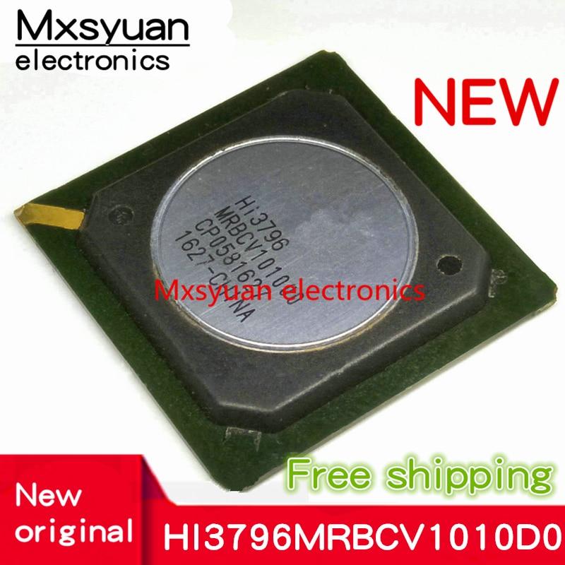 1PCS~5PCS/LOT HI3796 HI3796MRBCV1010D0 BGA HI3796MRBCV1010DO  HI3796MRBCV HI3796MR  LCD Screen Chip New And Original