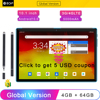 Tablet Android 10.1 Inch Android10.0 Mi pad Tablet 4GB RAM + 64GB Octa Core 3G 4G LTE  Network AI Speed-up tablet pad pc tablets