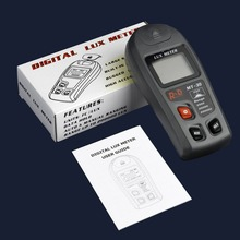 MT-30 Multifunction Digital Lux Meter 0.1-200000lux High Accuracy Luxmeter Portable Handheld Illuminance Meter
