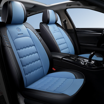 Full Coverage Eco-leather auto seats covers PU Leather Car Seat Covers for brilliance	faw v5 byd	s6 s7 changan	cs35