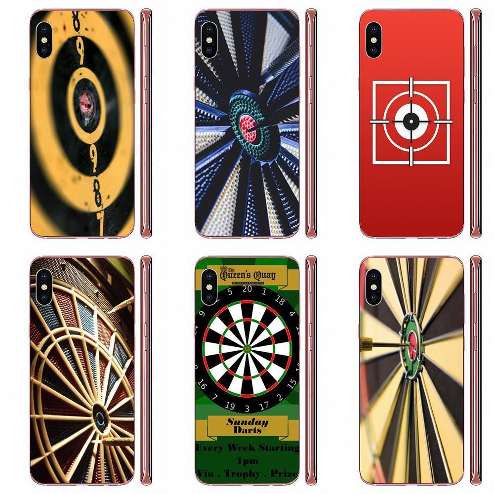 Sacos de celular tpu dardo jogo para xiaomi cc9e mi3 mi4 mi4i mi5 mi 5S 6 6x 8 9 se jogar mais pro lite a1 mix 2 nota 3