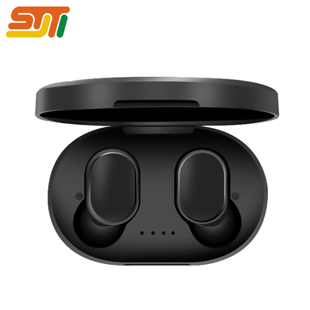 A6S TWS Wireless Bluetooth Headset Noise Reduction Waterproof Music Sports Bluetooth Earbuds Xiaomi In-Ear Wireless Headphones