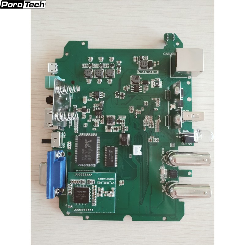 Mainboard For CCTV Tester IV8W  Only Motherboard Replace Use