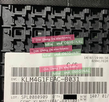 100% Mới Chính Hãng KLM4G1FEAC B031 BGA EMMC KLM4G1FEAC B031