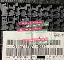 100% Yeni Orijinal KLM4G1FEAC B031 BGA EMMC KLM4G1FEAC B031