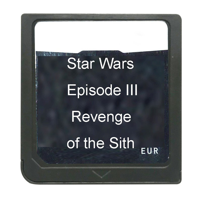 Star Wars Episode Iii Revenge Of The Sith 3ds Ds Console Game Card Video Game Cartridge Eur Version Memory Cards Aliexpress