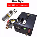 4500psi 300 бар 30 мпа 12 В Pcp воздушный компрессор 12 В миниатюрный Pcp компрессор  в том числе воздушный компрессор высокого давления трансформатор
