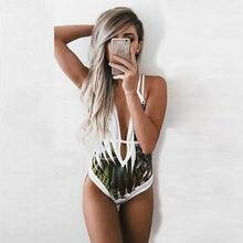 Maillot de bain taille haute style rétro pour femme, ensemble de plage de deux pièces avec bikini vintage, imprimé feuilles, décolleté licou, collection 2020