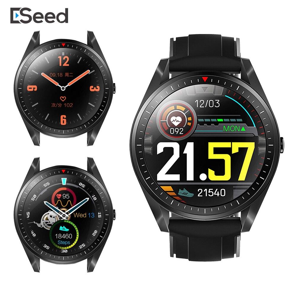 ESEED F23 Smart watch men IP67 waterproof 360*360 HD screen 280mah Alloy case 1.3 inch full touch smartwatch watch GT