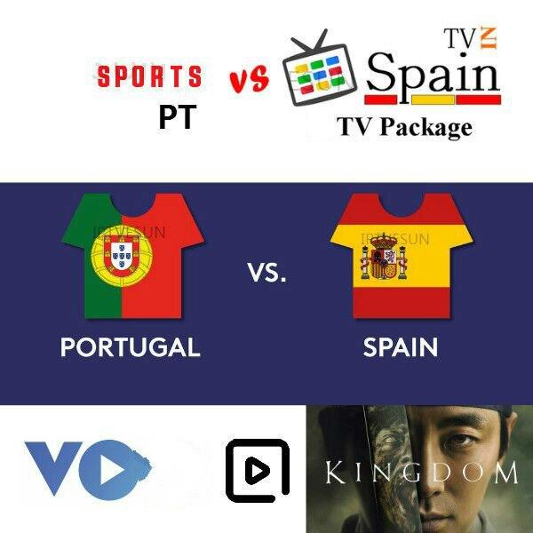 FHD Spanien IPTV Portugal IPTV Abonnement Sport TV und Für Android TV Box smart tvxxx