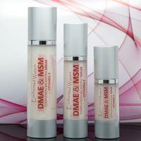 DMAE & MSM Serum Natural Organic Skin Firming Anti Aging Wrinkle Skin Care Cream 30ml