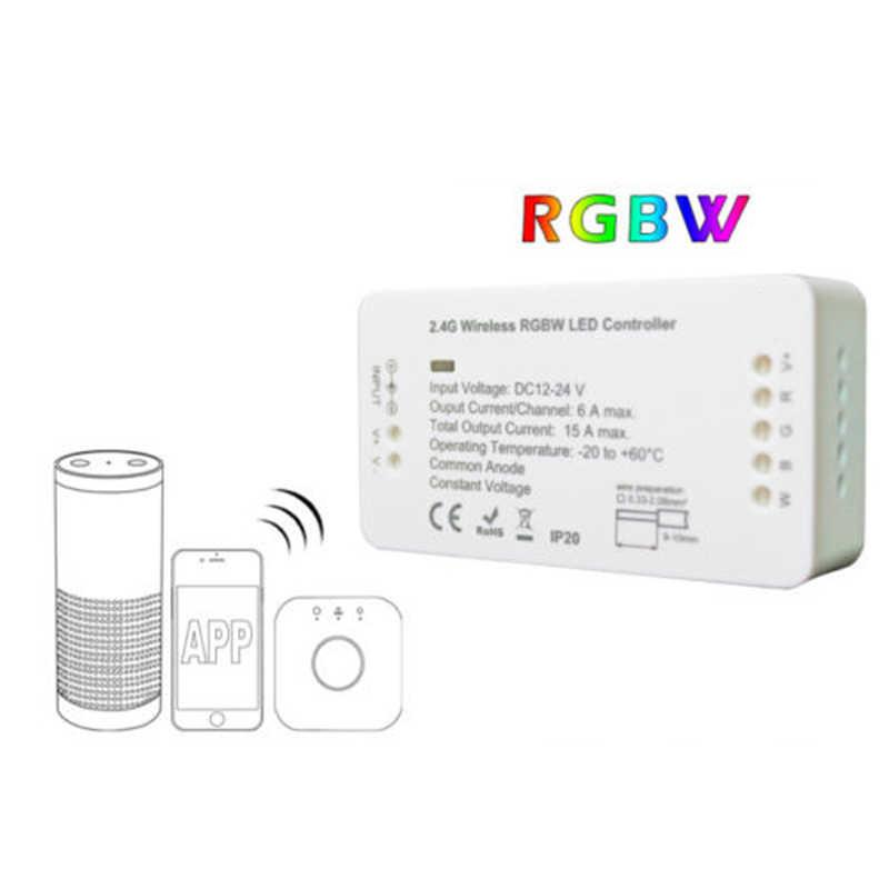 2,4G беспроводной светодиодный пульт дистанционного управления для ZigBee Light Link ленточный светильник лампа поддержка оптовая инструмент части