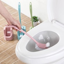 Toilet-Brush Best-Selling with Brush-Holder -25 Sink Compact Long-Handle Small Double-Sided