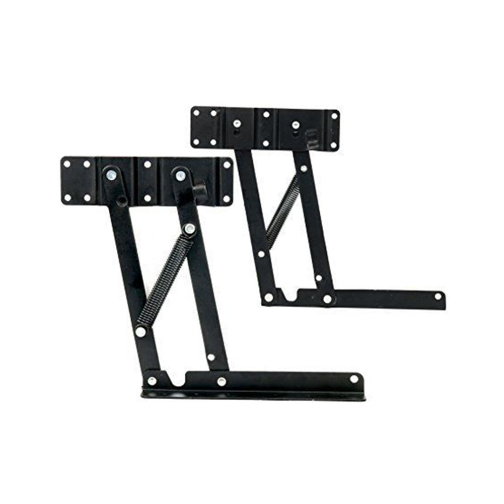 Lift Up Top Coffee Table Hardware Fitting Furniture Mechanism Spring Hinge Tea Table Bracket