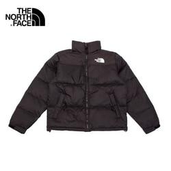 THE NORTH FACE-Brand Winter Jacket Men Thicken Warm Hoodied Parka Coat Men New Autumn Outwear Windproof Hat Zipper jackets Men