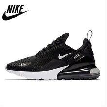 Nike-Zapatillas Nike Air Max 270 para hombre, calzado de deporte original para exteriores, trotar, caminar, con encaje, diseñador, novedad de 2019