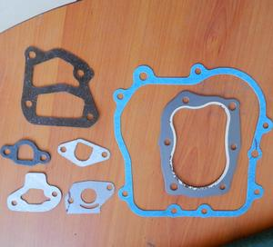G100 GASKET SET COMPLETE FOR HONDA 2.5HP CYLINDER EXHAUST MUFFLER AIR FILTER CARB INTAKE MANIFOLD CRANKCASE CARBUERTOR INSULATOR(China)