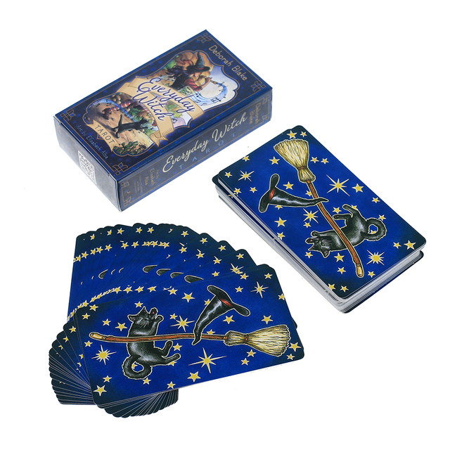 Oracle Everyday Witch Tarot Card Board Deck Games Palying Cards For Party Game 4
