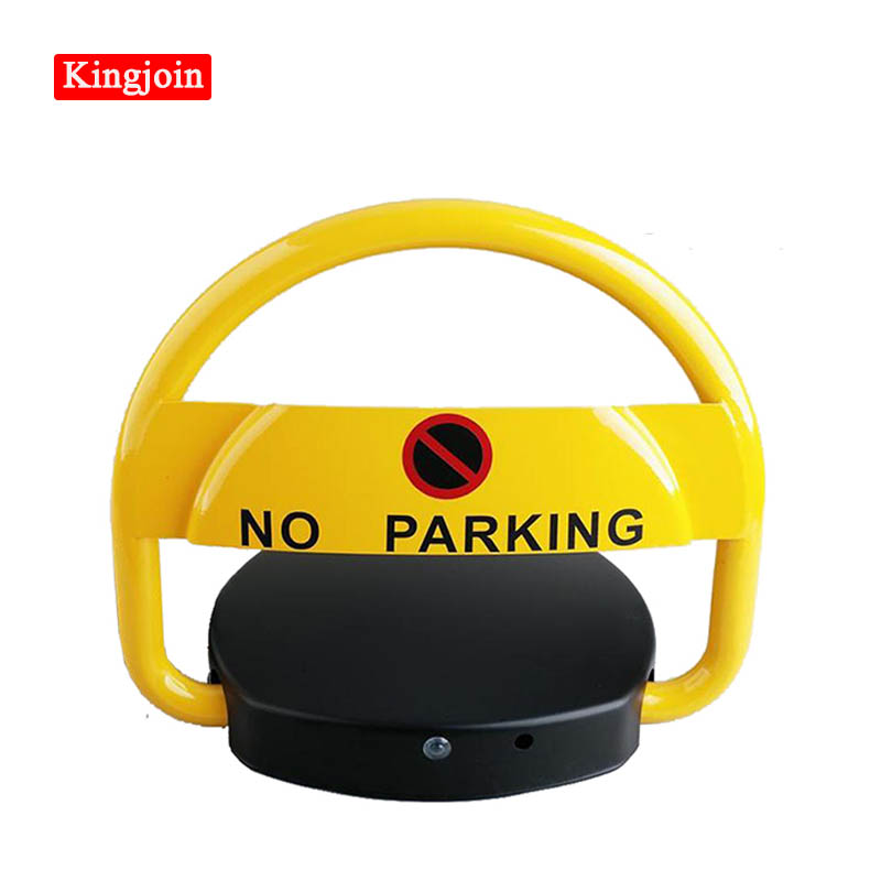 Solve Parking Jam Use Remote Control Parking Barrier Lock (DIY Logo Text ) For VIP Car Parking