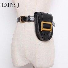 Womens Waist Bag Fanny Pack Serpentine Belt Bags hip package Fashion Bum Packs High Quality Female Waist Pack Mobile Phone Bag