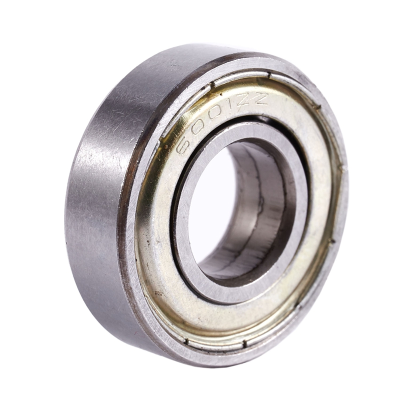 2PCS 6001ZZ Deep Groove Metal Double Shielded Ball Bearing 12mm*28mm*8mm