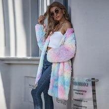 2020 Европейская и американская мода осень зима новинка Женская