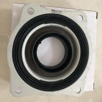 Car Engine crankshaft oil seal 2011-por sch eca yen nep ana mer ama can3.0T/4.5T/4.8 Sealing ring Anti-sleeve bracket