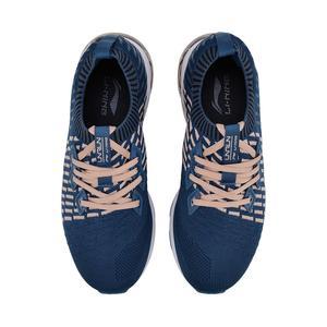 Image 5 - (Break Code) li Ningผู้หญิงBUBBLE ARCรองเท้าวิ่งMonoเส้นด้ายCushioningซับถุงเท้าLi Ningกีฬารองเท้ารองเท้าผ้าใบARHN014 XYP650