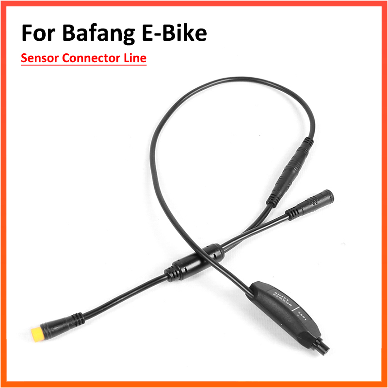 Y-SPLITTER étanche 1T2 câble pour BAFANG levier de frein BBS01 BBS02B BBSHD BAFANG capteur de vitesse 1T2 câble