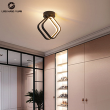 Modern Ceiling Light Led Aisle Lights for Bedroom Living Balcony Luminaires Corridor Ceiling Lamps Indoor Deco Lighting 16W