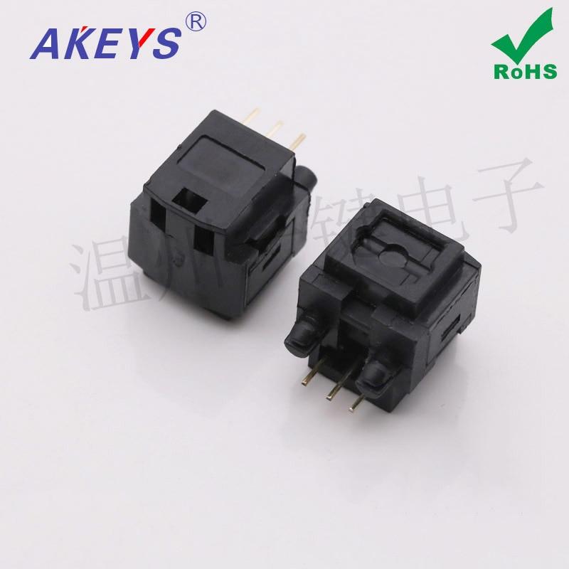 5PCS 03B (transmit/receive Terminal) DLT-11E0 / Audio Fiber Optic Terminal Fiber Optic Socket Connector Fiber Optic Head