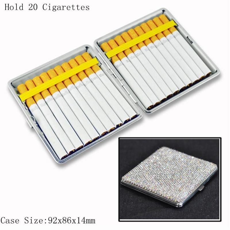 hold-12-14-16-18-20-Smoker-Cigarette-Case-Box-Classical-Leather-Metal-cigarette-box-Smoking-1