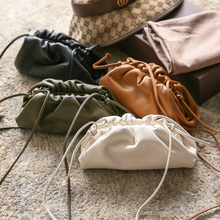 TrendyGal Famous Designer Luxury Brand BV Pouch Bag 2021 Women Crossbody Handbags High-Quality Soft Leather Armpit Day Clutch