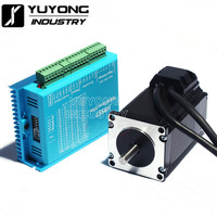 NEMA23 57mm DC16 70V HBS57 Closed loop Hybird Encoder Kit Fácil Servo Acionamento Do Motor de Passo para CNC máquina De Gravura Do Moinho|Peças e acessórios em 3D| |  -