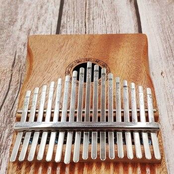 African Kalimba musical instrument