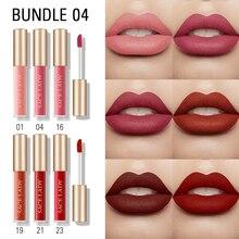SACE LADY 12 Colors Lips Makeup Mini Matte liquid Lipstick S