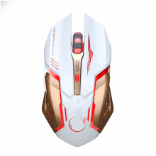 лучшая цена Mute Silent Wireless Mouse 2.4Ghz Bluetooth Mouse Rechargeable Colorful Luminescence Optical Mice For Laptop PC Yw#