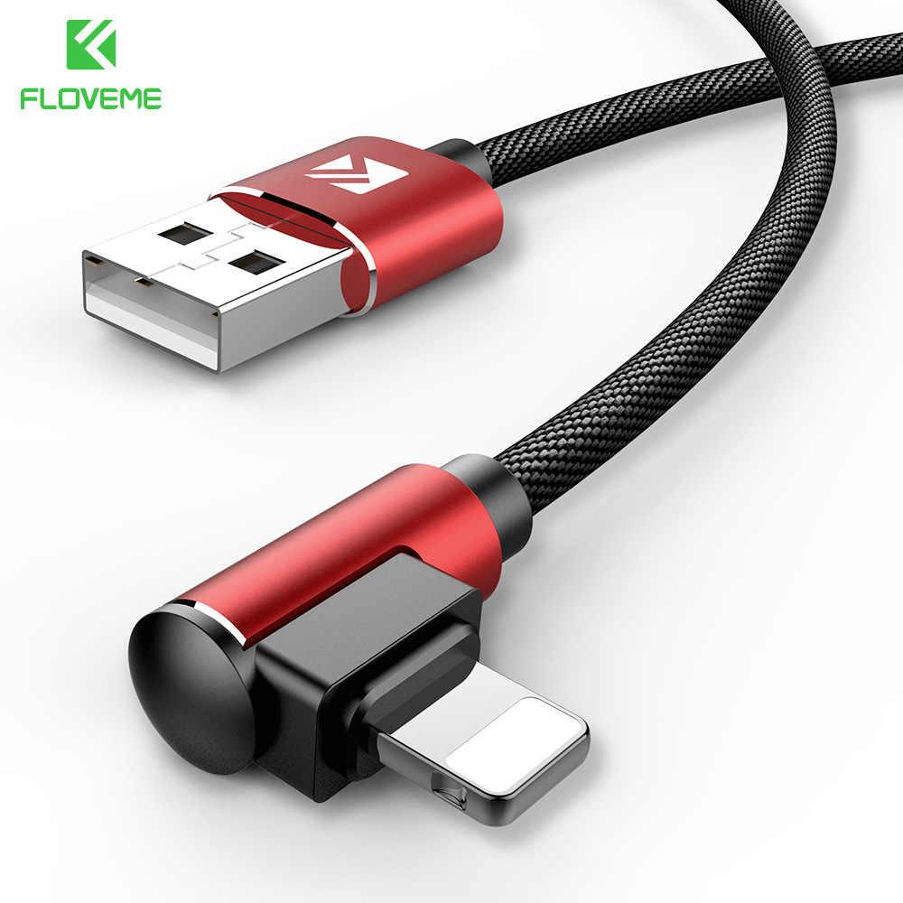 L-Line1 1M Magnetico Micro Cavo USB Angolo di 90 Gradi L Shape Nylon Intrecciato Cavo del Caricatore per Micro Porta USB per il iphone di Apple