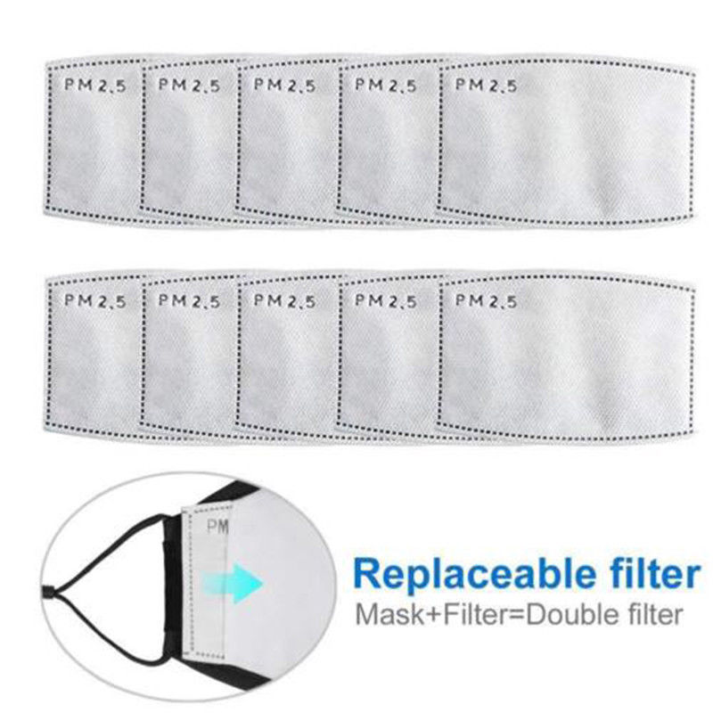 Reusable and Washable N95 Mask with Replaceable Activated Carbon Filter for Protection from Flu 13