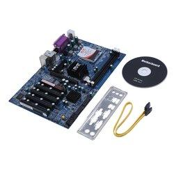 Profesyonel G41DVR masaüstü bilgisayar anakart anakart entegre RTL8105E Ethernet kartı DDR3 bellek