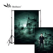 Beebuzz photo backdrop halloween new product weird street background take pictures of parties