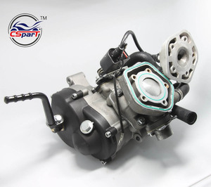 Image 4 - 49CC เครื่องยนต์ระบายความร้อนด้วยน้ำสำหรับ 05 KTM 50 SX PRO อาวุโส Dirt PIT CROSS จักรยานคาร์บูเรเตอร์