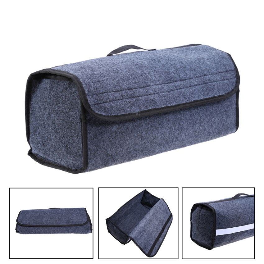Boot Organiser for Audi A3 A4 S Line Carpet Storage Bag Tools Boot Tidy