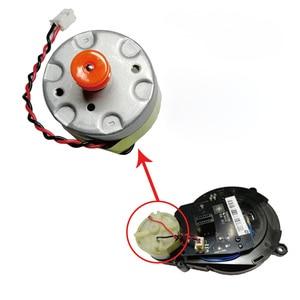 Image 2 - 2pcs Gear Transmission Motor for xiaomi Mijia 1st 2nd & Roborock S50 S51 S55 Robot Vacuum Cleaner Laser Sensor LDS Cleaner Motor