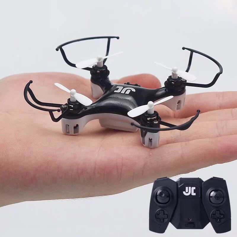 Mini Quadcopter 2.4G Children Electric Remote Control Pocket Unmanned Aerial Vehicle Model Light Included Light